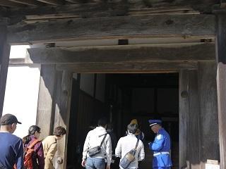 瑞巌寺見学
