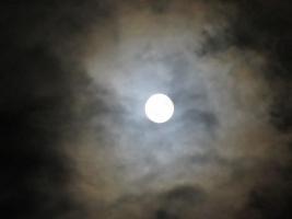 8月の満月