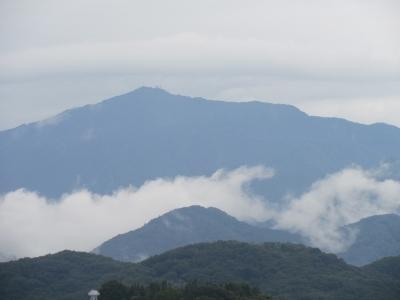 9月の大山①