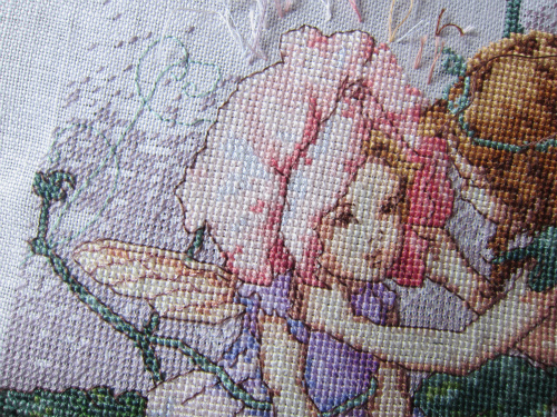 The Sweet Pea Fairy33