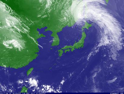 気象衛星 201709181600-00