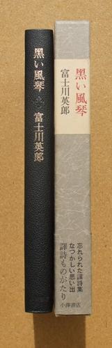 富士川英郎 黒い風琴 02