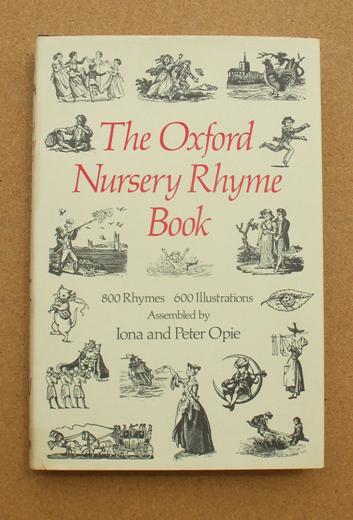 opie - oxford nursery rhyme book 01