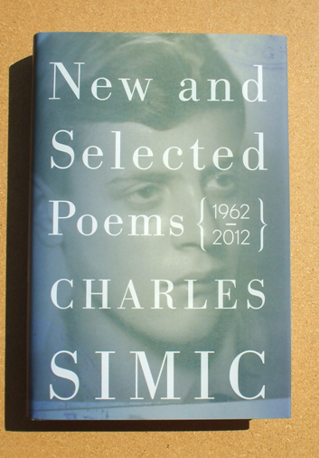 simic - new and selected poems