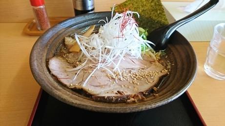 じぇんとる麺 (2) 醤油大盛り