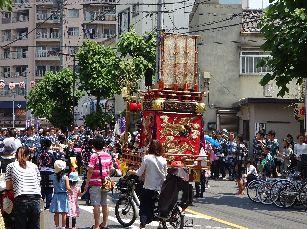 祭り@小野照崎神社 (2)