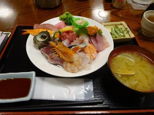 海鮮丼@さいとう (6)
