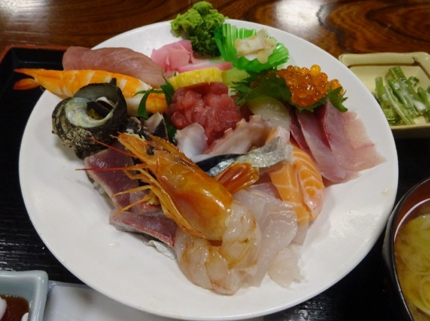 海鮮丼@さいとう (8)