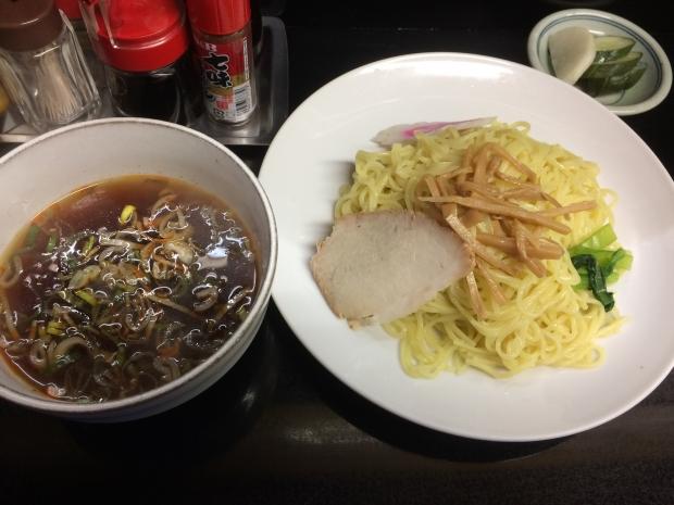 つけ麺@栄華 (1)