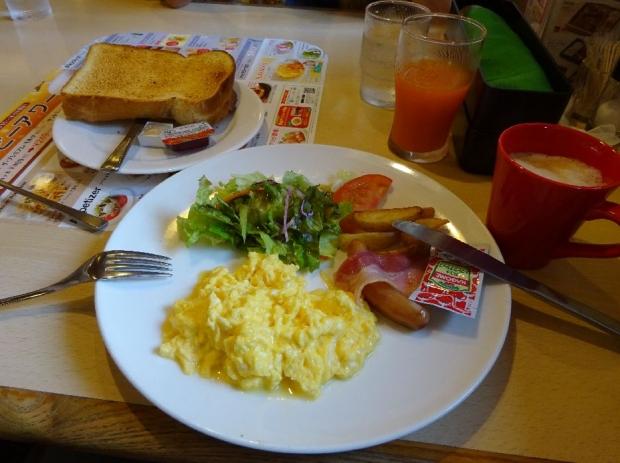 朝ご飯@ジョナサン (4)