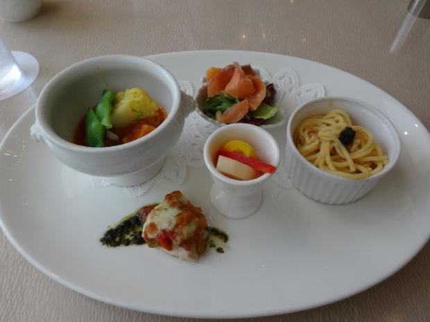 ラウンジレストラン@メルキュールホテル名古屋 (9)