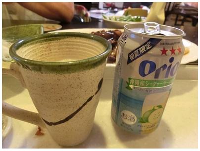 オリオンビール2