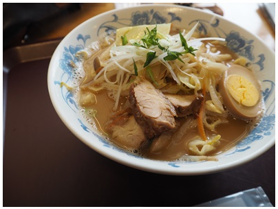 みなっと4(白湯チャンポン)