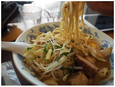 みなっと5(鶏白湯チャンポン)