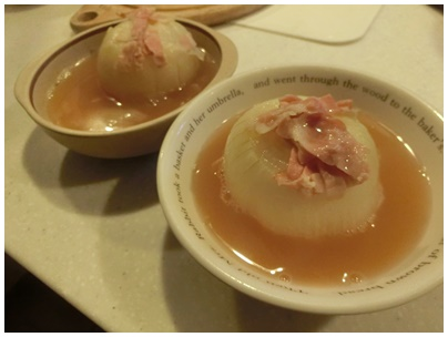 玉ねぎスープ8