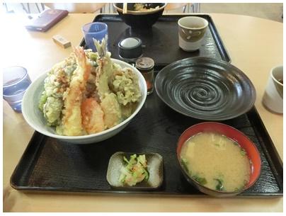 五剣山天丼2
