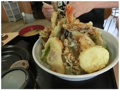五剣山天丼3