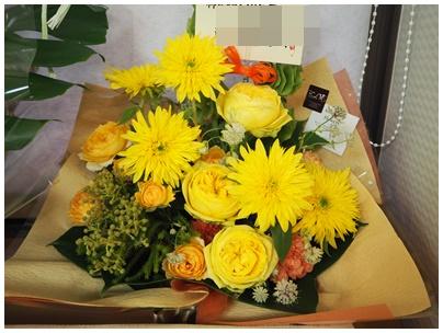 黄色い花1(ツムラ)