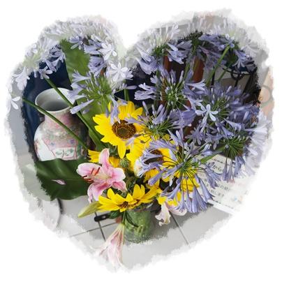 アガバンサスの花2