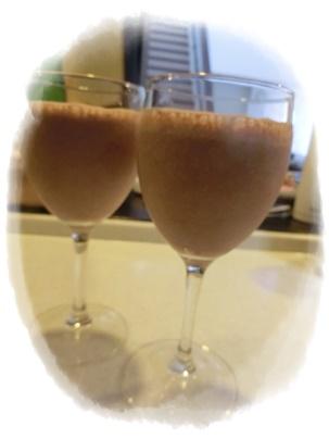 チョコバナナスムージー2