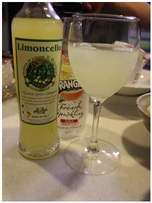レモンのお酒1