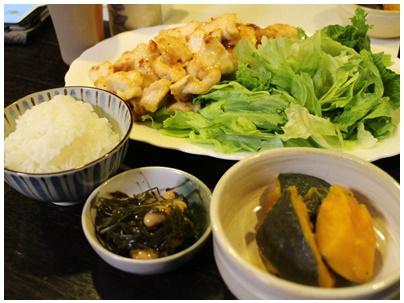 柔らか胸肉のマヨ☆スイートチリソース7
