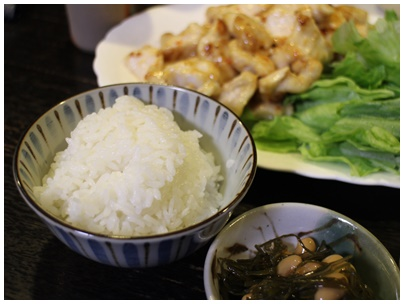 柔らか胸肉のマヨ☆スイートチリソース8(新米)
