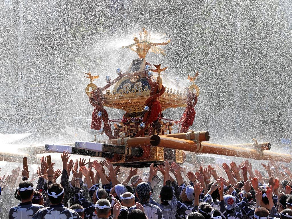 深川八幡祭り3