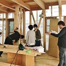 京都 新築 現場チェック