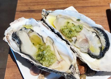 3_冷製牡蠣のヴァポーレ