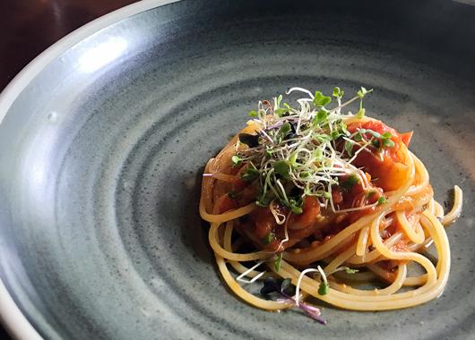 14_ポモドーロ京都産フレッシュトマトのスパゲッティーニ
