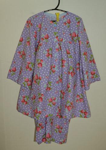140cmのパジャマ