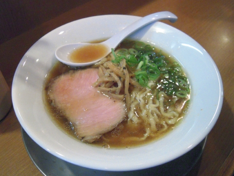 麺や河野_醤油ら〜めん