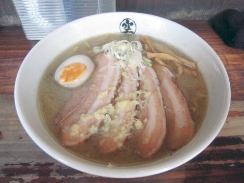 らーめん空_味噌チャーシュー麺