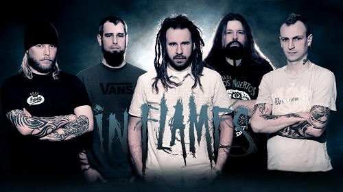 in flames-pic
