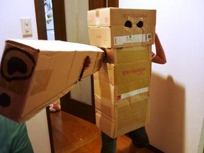 弱ロボット