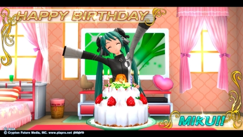 happy birth day miku
