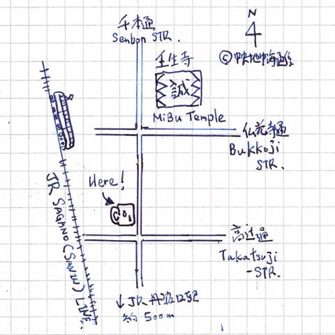 佐々木商店 地図