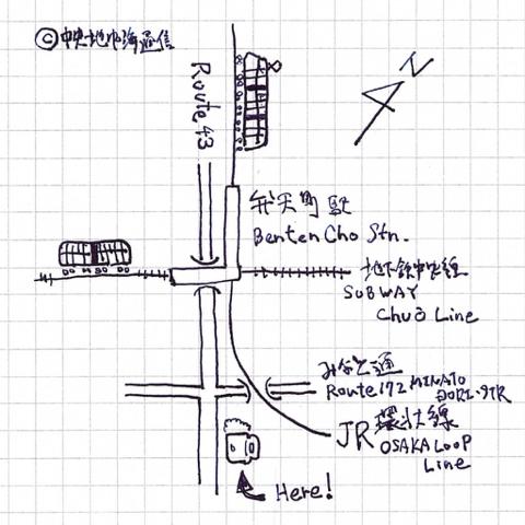 万吉 地図