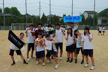 3年生球技大会3