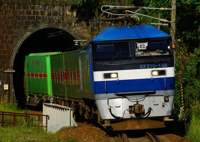170519 JRF EF210-138 hukutsu senohachi
