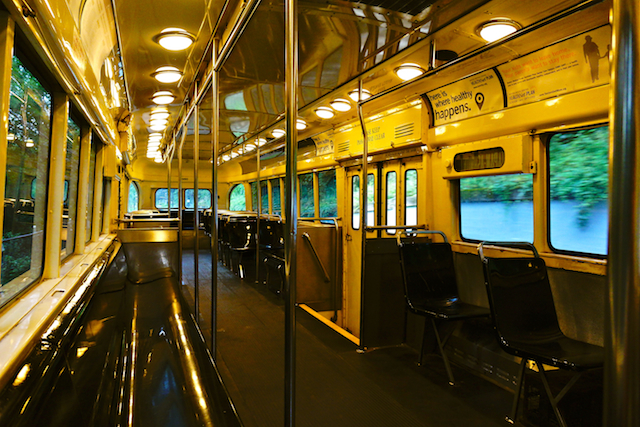 Jul2717 Boston tram Mattapan4 inside