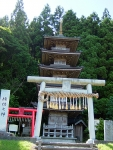 酒呑童子神社1