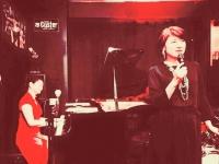 三輪明子(ボーカル)2016年