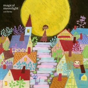 「月夜の散歩」(magical moonlight)ジャケ