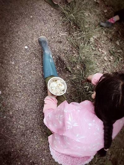 武夷山製茶終了―3