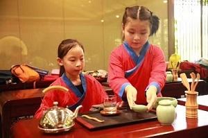 子供お茶教室―2