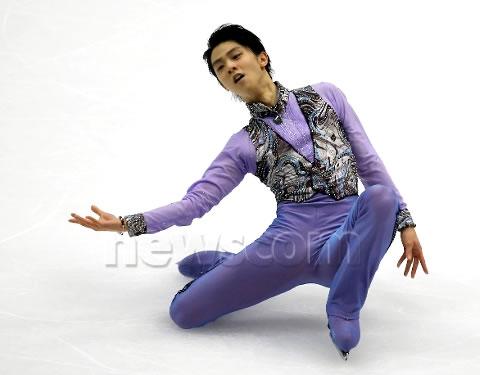 NHK杯SP