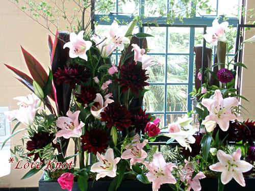 ベーリック花々