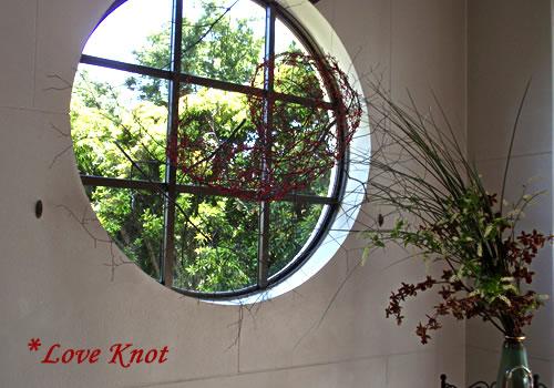 イギリス館丸窓